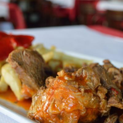 restaurante en teverga gastronomia tradiconal