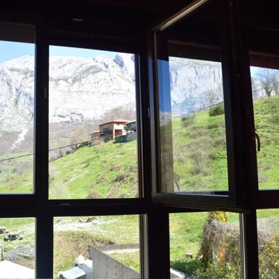 Vistas Montaña Hotel Rural En Teverga
