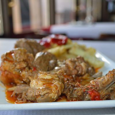 Restaurante En Teverga Gastronomia Asturiana