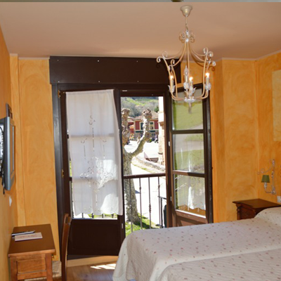 HABITACION HOTEL EN TEVERGA ASTURIAS