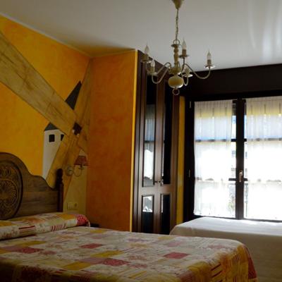 HABITACION HOTEL EN TEVERGA